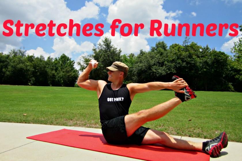 5個跑步後適合做的伸展運動