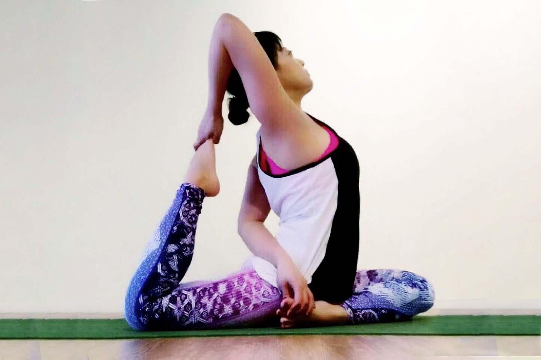 瑜伽老師toni